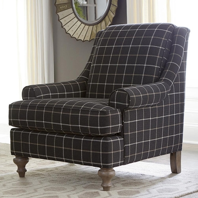 Bassett 1150 02 Wesley Accent Chair Discount Furniture At