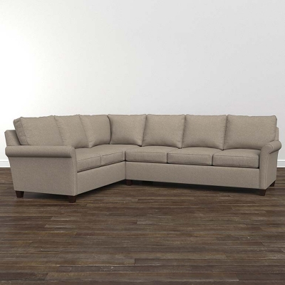 Bassett Connor Large L Shaped Sectional