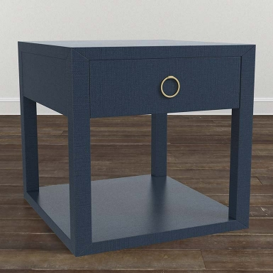 Bassett Bedside End Table