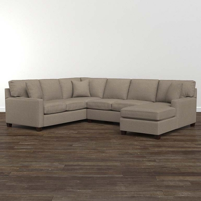 Bassett U Shaped Sectional