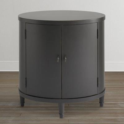 Bassett Oval Nightstand