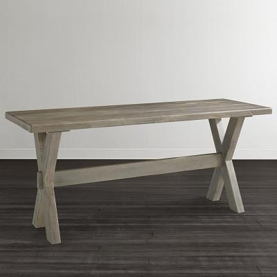 Bassett Crossbuck 70 inch Desk