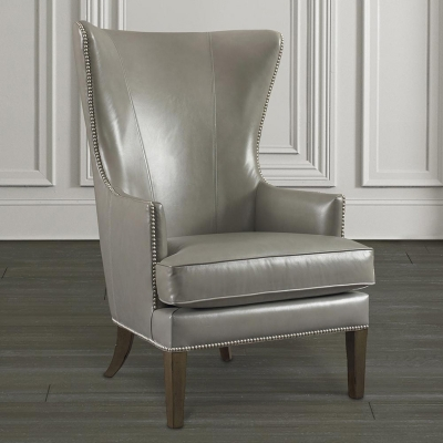Bassett 1088 02l Whitney Accent Chair Discount Furniture