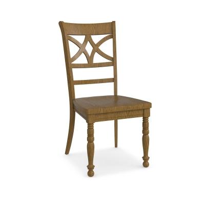 Bassett Diamond Side Chair