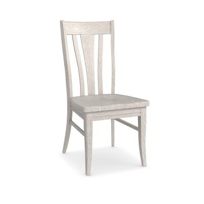 Bassett Transitional Side Chair