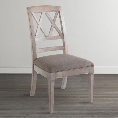 Bassett X Back Side Chair