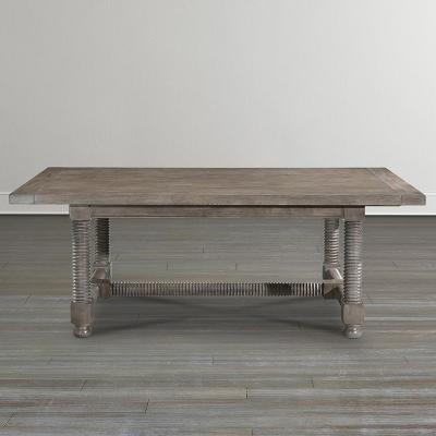 Bassett 94 inch Trestle Dining Table