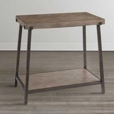 Bassett Chairside Table