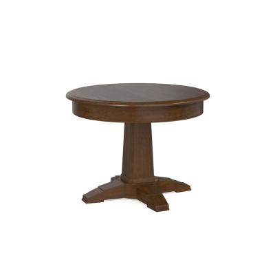 Bassett 36 inch Pedestal Dining Table
