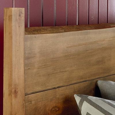 Bassett Live Edge Panel Bed