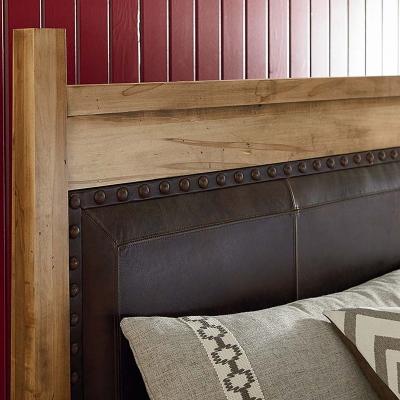 Bassett Upholstered Panel Bed