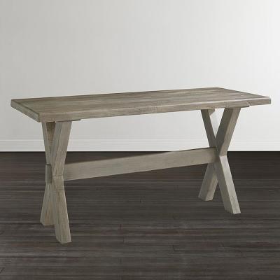 Bassett Crossbuck 54 inch Desk