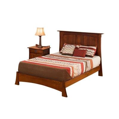 Borkholder Panel Bed low footbrd