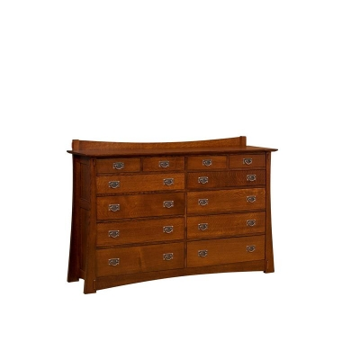 Borkholder 12 Drawer Dresser