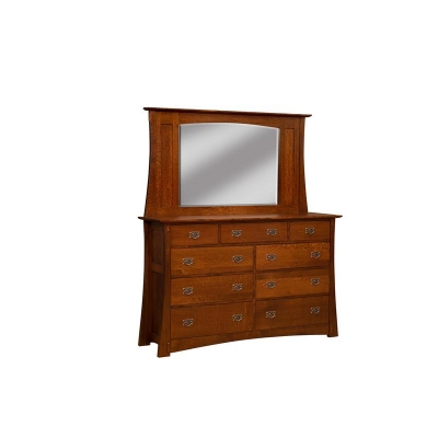 Borkholder Mule Chest and Mirror