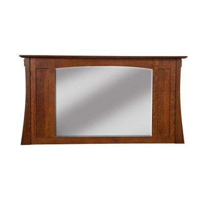Borkholder 12 Drw Dresser Mirror