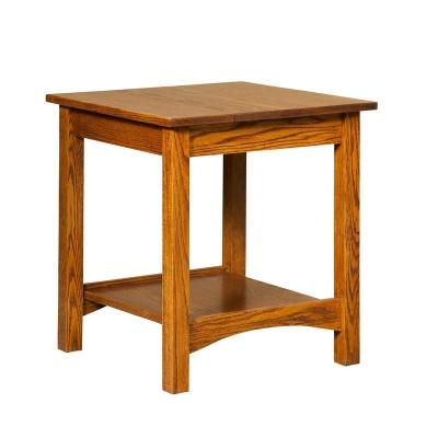 Borkholder Buckeye End Table