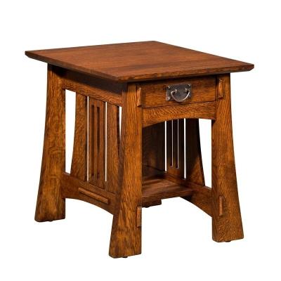 Borkholder End Table