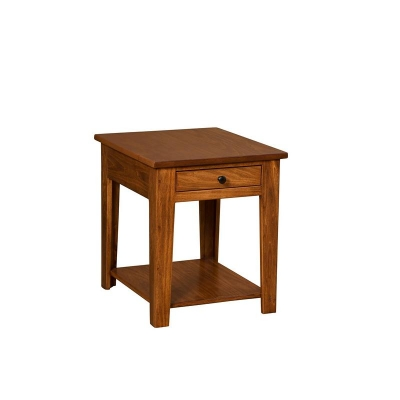 Borkholder End Table with Drawer