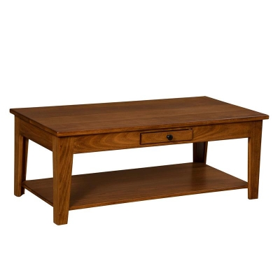 Borkholder Coffee Table with Drawer