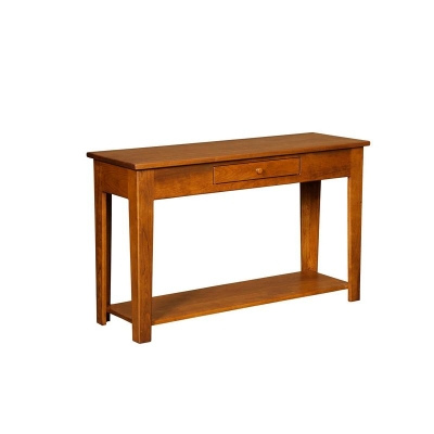 Borkholder 4 Console Table with Drawer