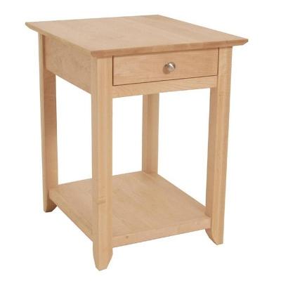 Borkholder Bridgeport End Table
