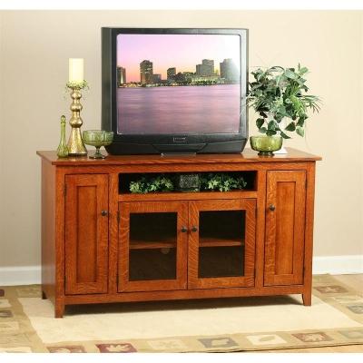 Borkholder Modern Mission TV Stand