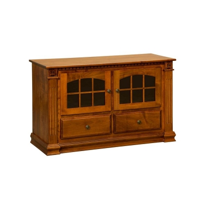 Borkholder Traditional TV Stand