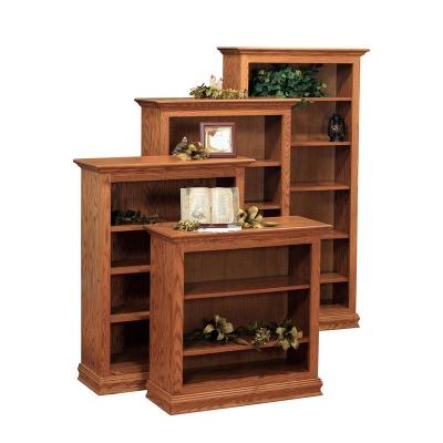 Borkholder Traditional Bookcase