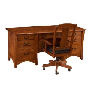 Borkholder Master Executive Desk