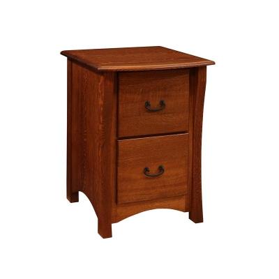 Borkholder File Cabinet 2 Drawers