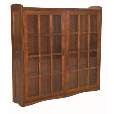 Borkholder Bookcase Double Door