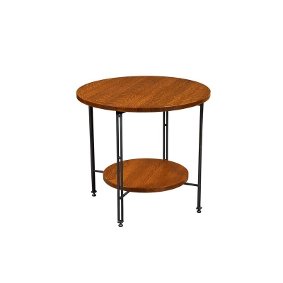 Borkholder Round End Table