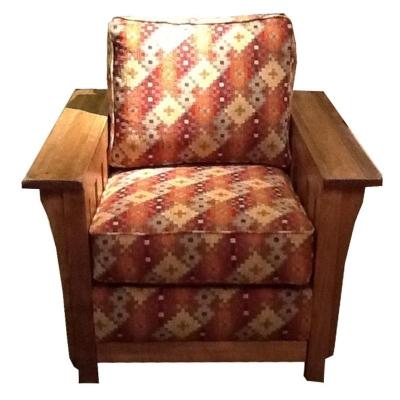 Borkholder Club Chair