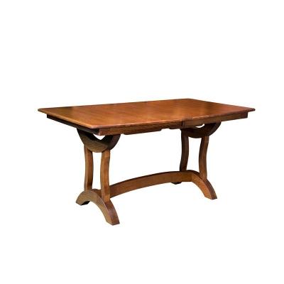 Borkholder Crescent Pub Table