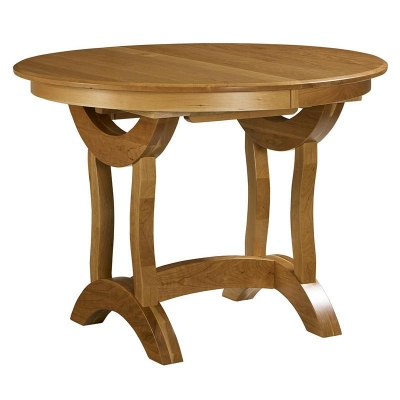 Borkholder Crescent Round Pub Table