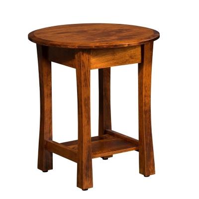 Borkholder Tyron Round End Table
