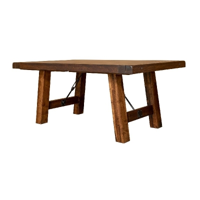 Borkholder Heflin Table with 2 18 inch leaves