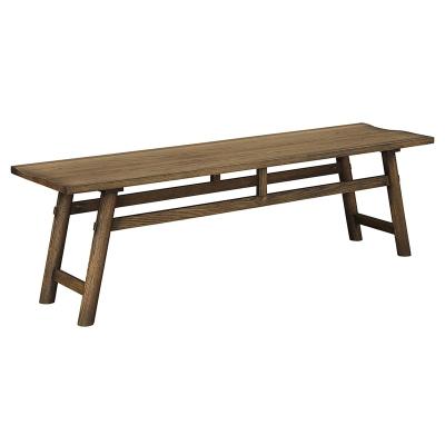 Borkholder Solid Top Bench
