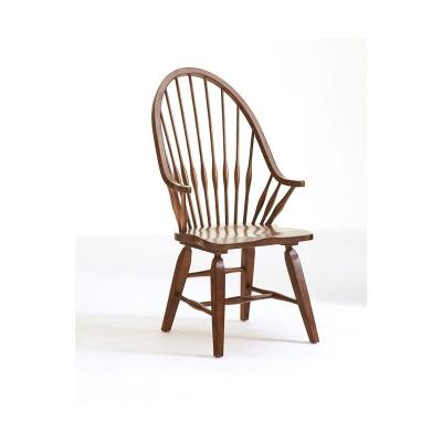 Broyhill 5397 84b Attic Heirlooms Windsor Arm Chair