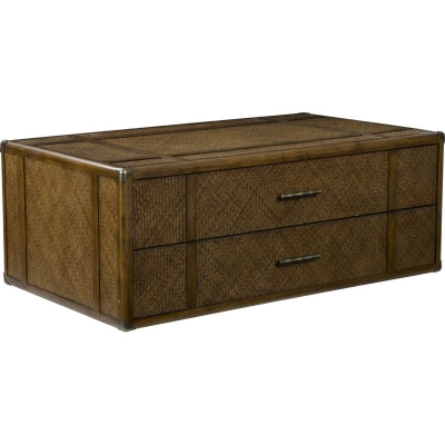 Broyhill Trunk Cocktail Table