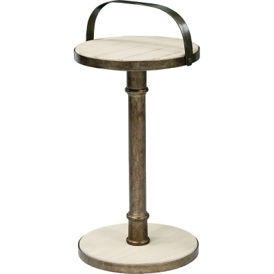 Broyhill Pail Handle Accent Table