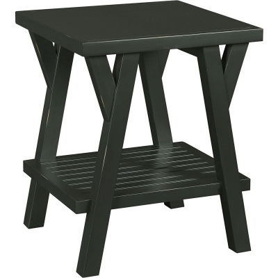 Broyhill Splay Leg End Table