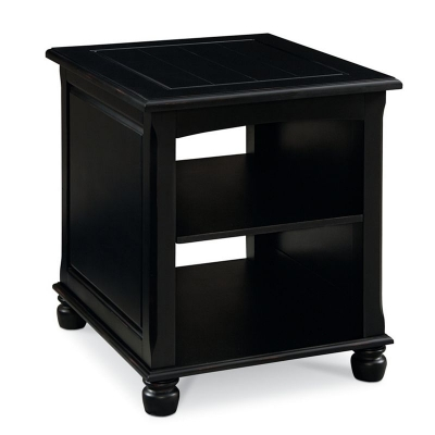 Broyhill End Table Black