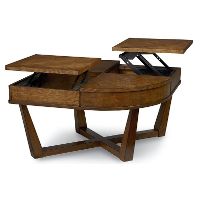 Broyhill Lift Top Drop Cocktail Table