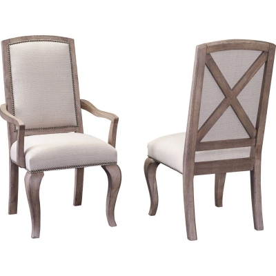 Broyhill Flushing Avenue Tapestry Chairs