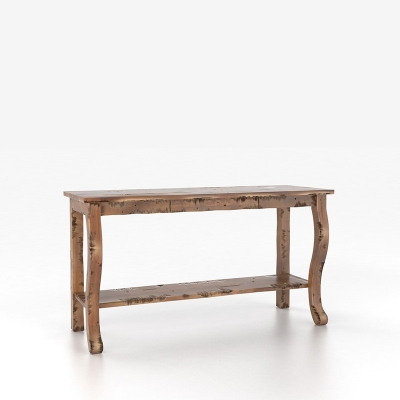 Canadel Rectangular Sofa Table