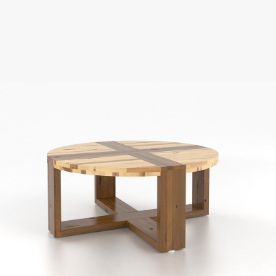 Canadel Round Coffee Table