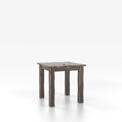 Canadel Square End Table