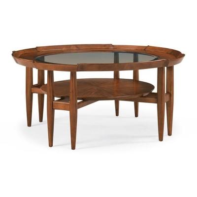 Caracole Roulette Cocktail Table